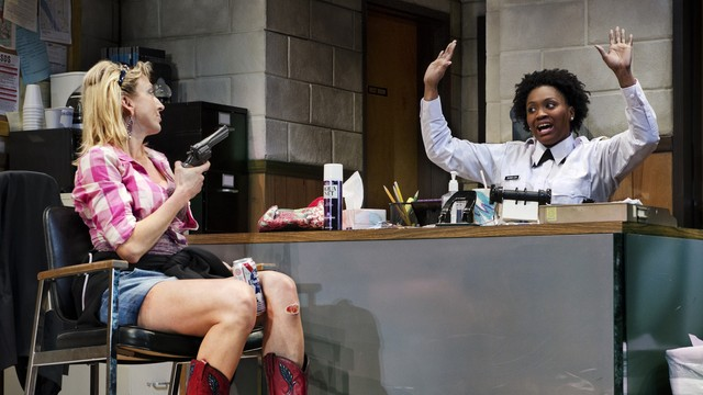 The play, The North Plan, at Portland Center Stage